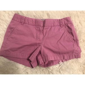 4 for $20 | J.Crew Chino Broken-In Shorts | SIZE 4